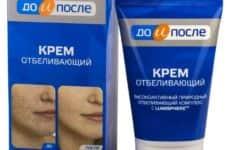 Обзор крема «До и после» с медицинской точки зрения