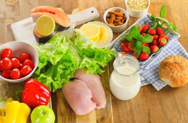 Полезные продукты при кожных заболеваниях