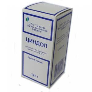 препарат циндол