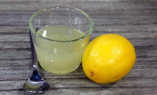 компрессы с лимонным соком