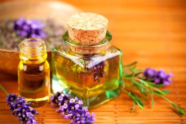 лавандовое масло от дерматита