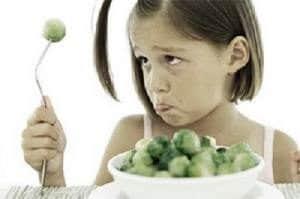Питание ребенка при крапивнице