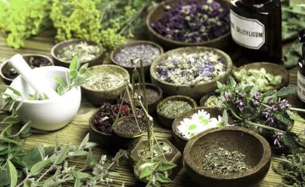 Травяной отвар для иммунитета