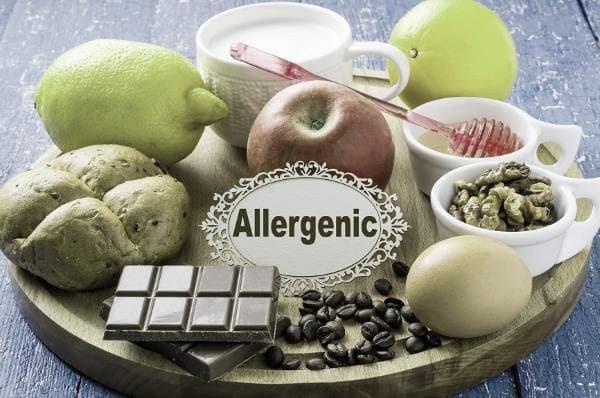 Продукты - аллергены