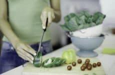 Правильное питание при крапивнице: разрешенные продукты